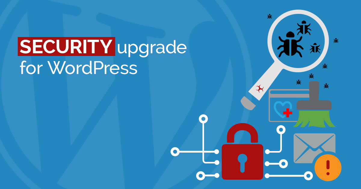 WordPress Security Upgrade
