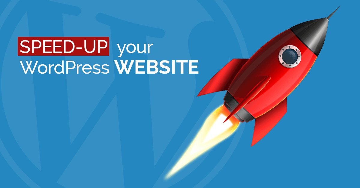 WordPress Website Speed-Up