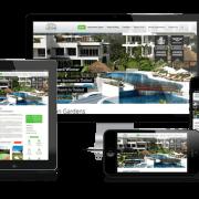Layan Gardens Phuket Property Website Re-Design