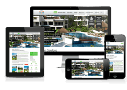 Layan Gardens Phuket Property Website Re-Design
