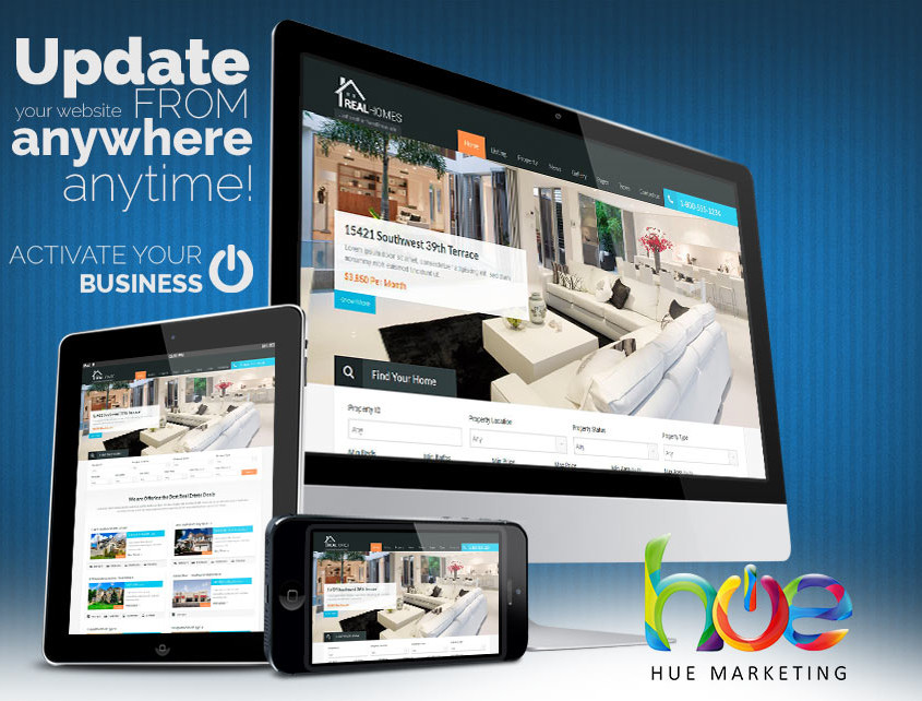 Phuket Property Website Design Ideas