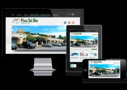 Plaza Del Mar Phuket Property Web Design