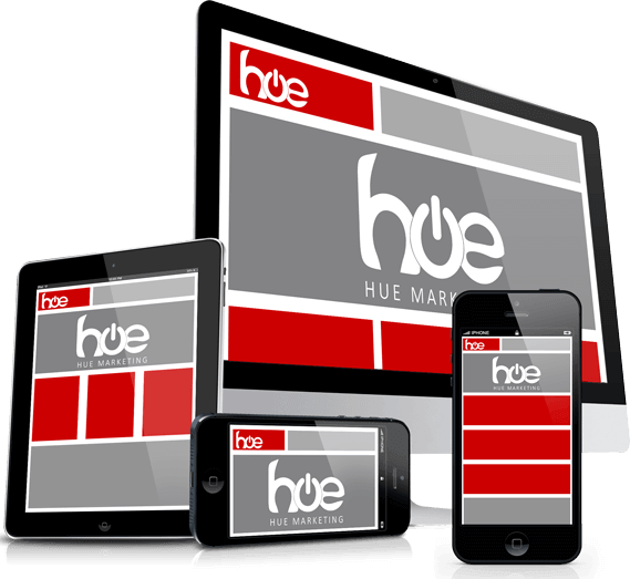 Responsive Website Design by Hue Marketing Phuket