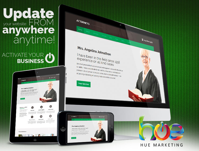 Phuket Lawyers Website Design Ideas