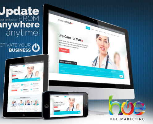 Phuket Doctors Website Design Ideas