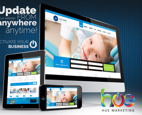 Dentist Clinic Phuket Website Design Ideas