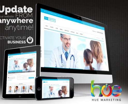 Medical Practice Phuket Website Design Ideas