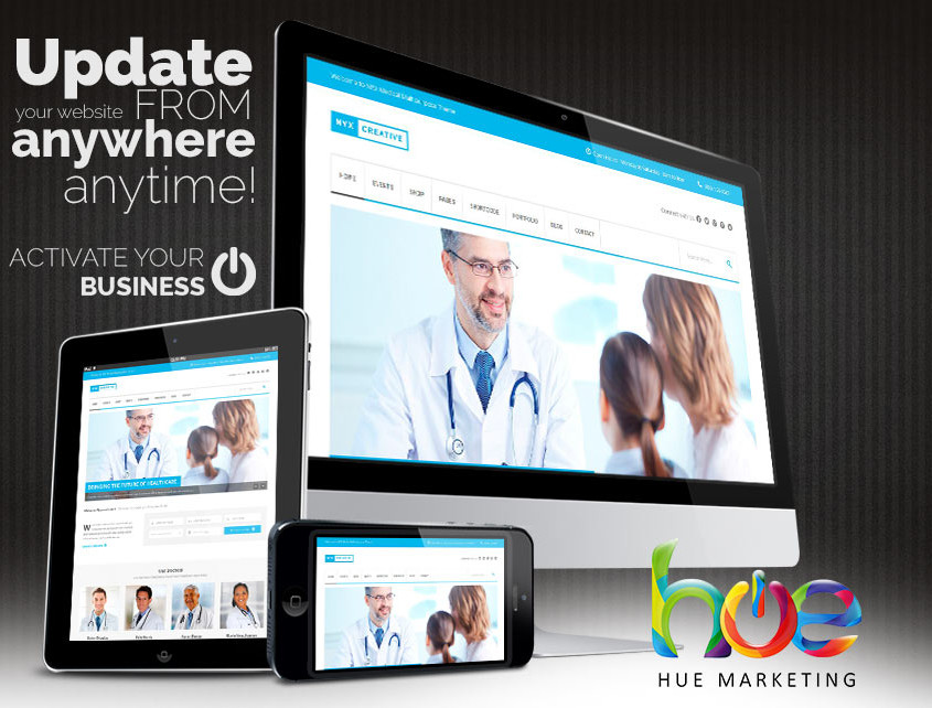 Medical Practice Phuket Website Design Ideas