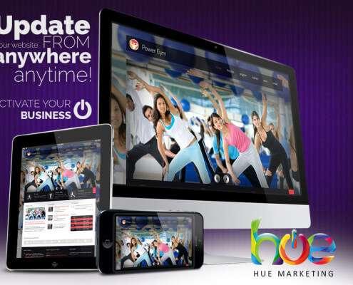 Keep Fit Phuket Web Design Ideas