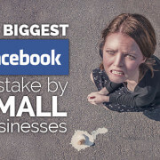 Facebook small business mistake