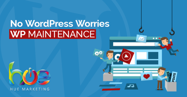 WordPress Website Maintenance, Updates, Backups Made Simple.