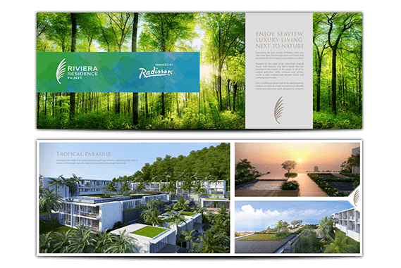 Riviera Residence Phuket e-brochure