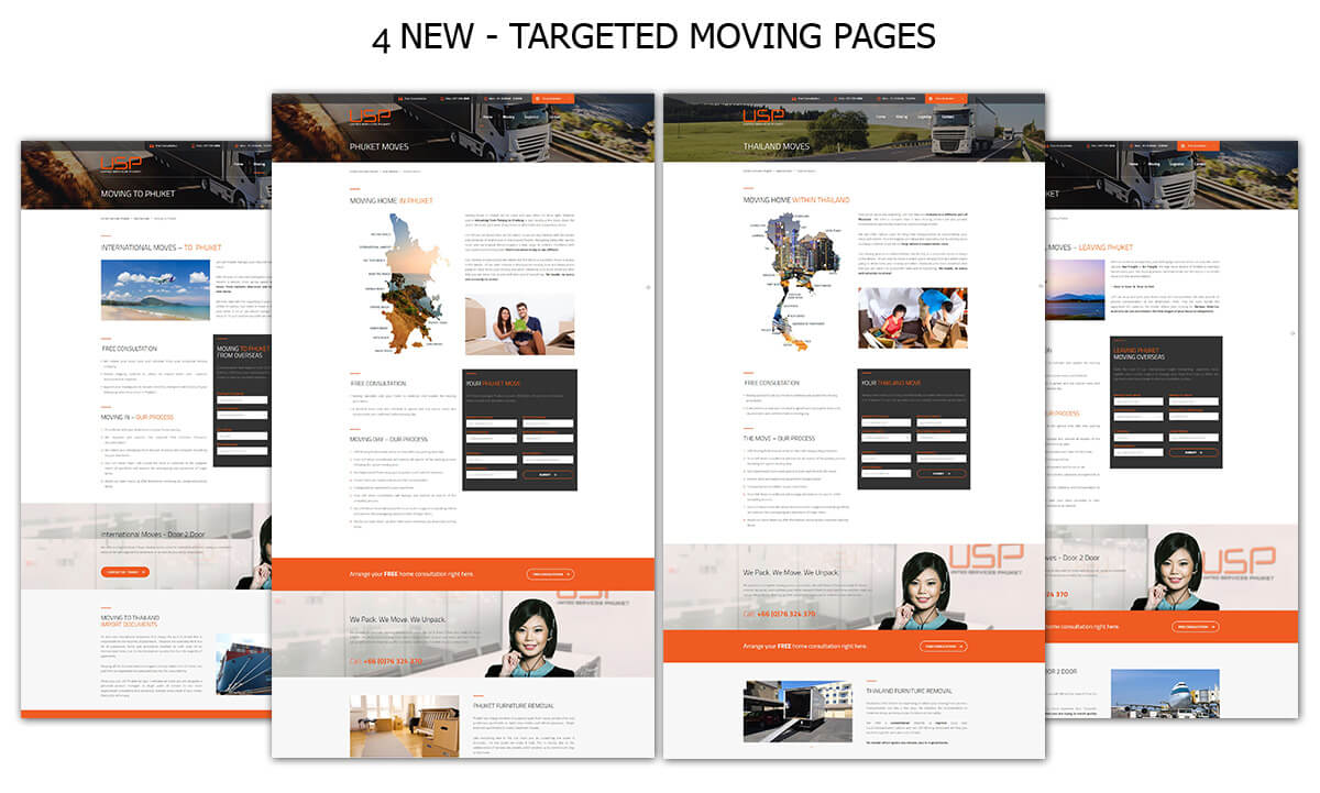 New Targeted Moving Pages