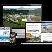 Phuket Web Design Thanyapura Health and Sports Resort