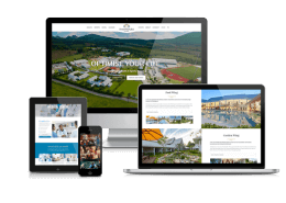 Phuket Web Design Thanyapura Health and Sports Resort