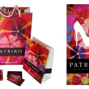 Branded Store Accessories Patriko London Retail