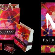 Branded Store Accessories Patriko London Retail