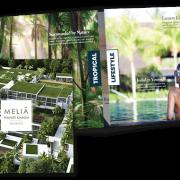 Milia Phuket Karon Brochure Design
