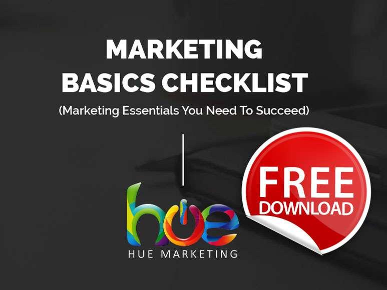 Marketing Basics Checklist